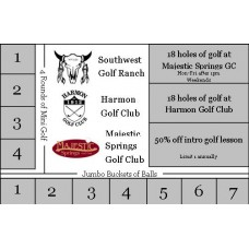 The Best Deal in Golf